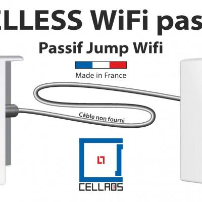 CELLESS Wifi passive