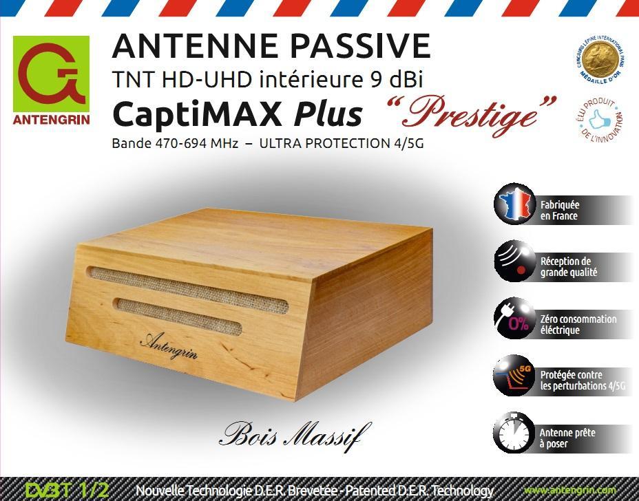 Captimax plus prestige