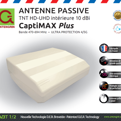 Foureau captimax plus a