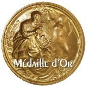 Medaille d or bis d